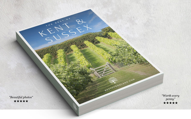 Best of Sussex & Kent | £19.99