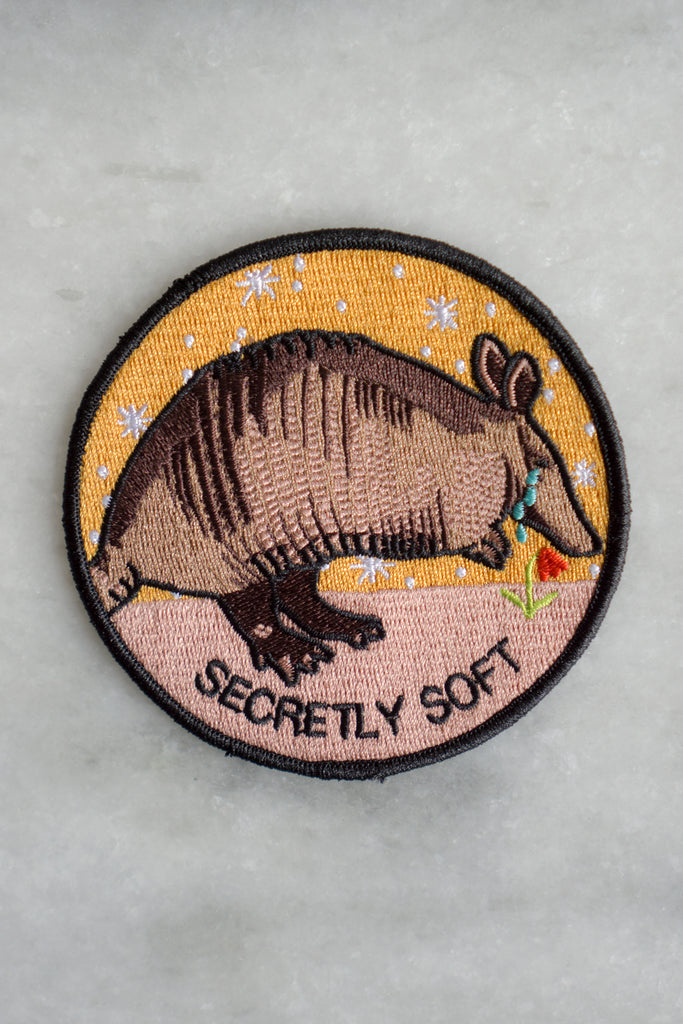 Secretly Soft Patch