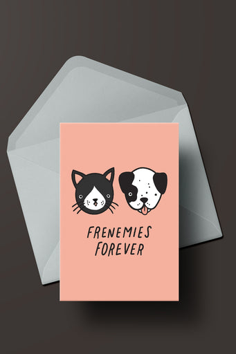 Frenemies card