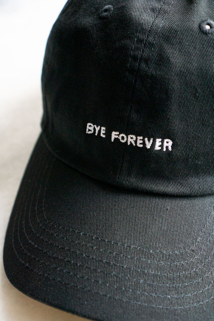 Bye Forever Dad Hat