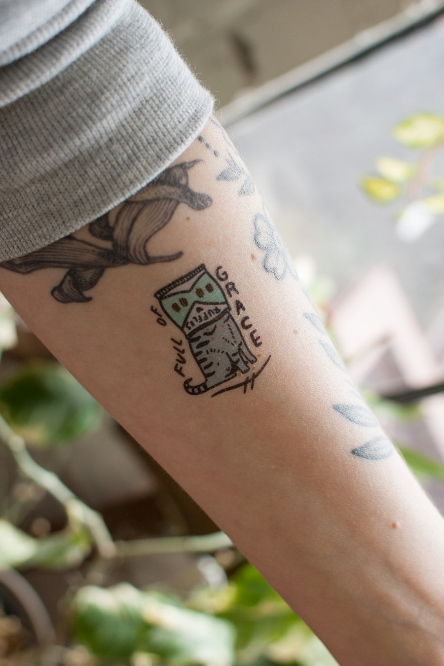 Greatest Hits Temporary Tattoos