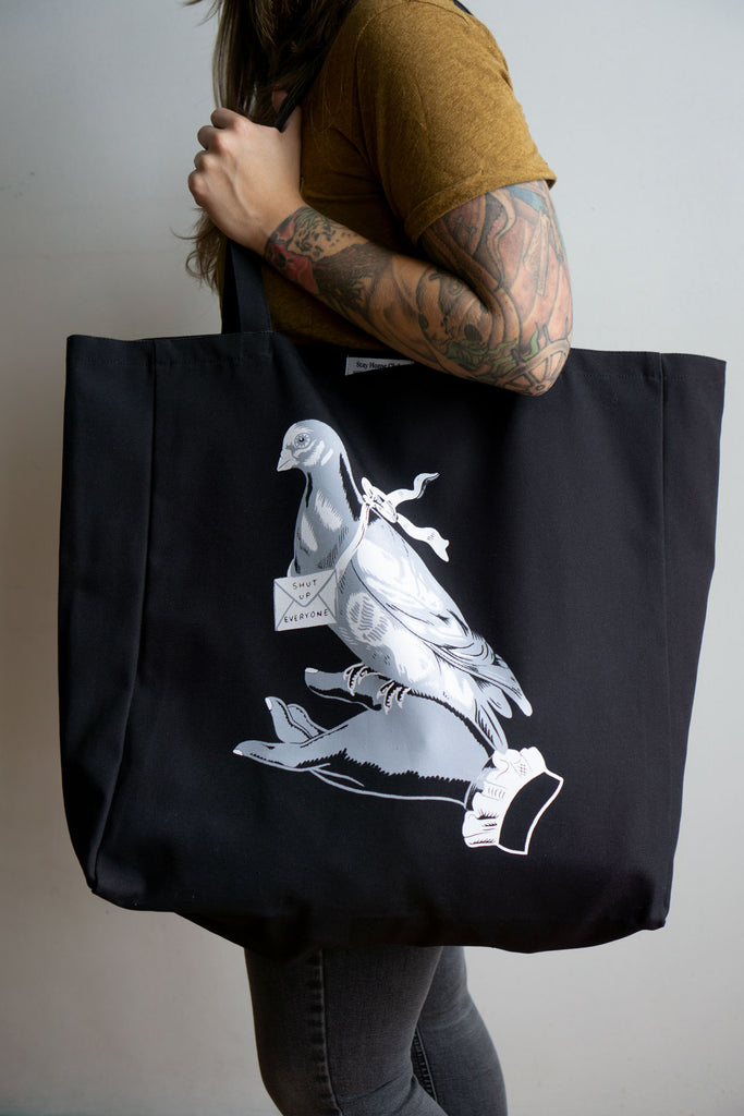 Carrier Pigeon XL Tote