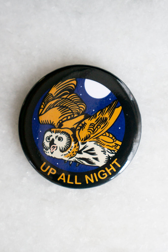 Up All Night Magnet
