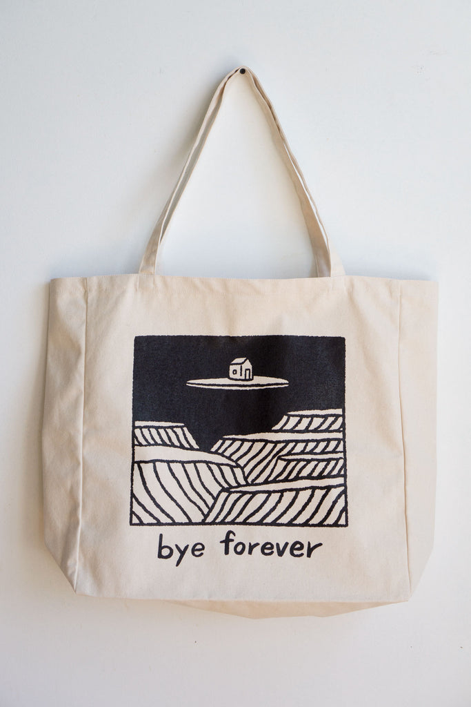 Bye Forever (House) XL Tote