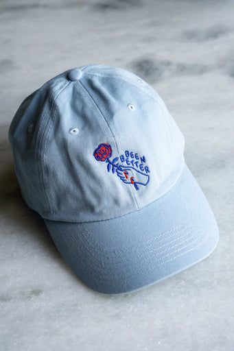 Been Better (rose) Dad Hat