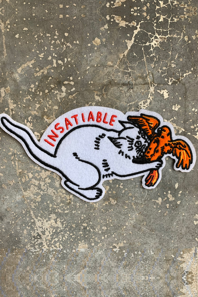 Insatiable Patch