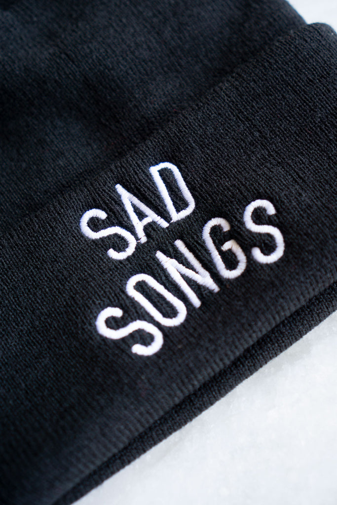 Sad Songs Beanie