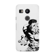 Angry Hero Google Nexus 5X Case - casenation mobile cases & covers
