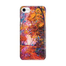 Autumn Painting iPhone 8 Case