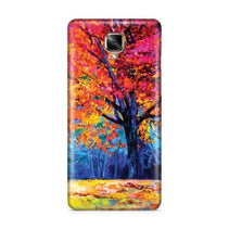 Autumn Tree Painting OnePlus 3T Case