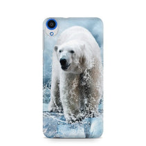 Bear Splashing HTC Desire 820 Case - HTC 820