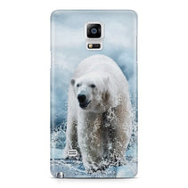 Bear Splashing Water Galaxy Note 4 - For Samsung Galaxy Note 4