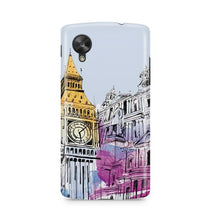 Big Ben Illustration  LG Nexus 5 Case - LG Nexus 5