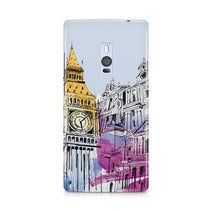 Big Ben Illustration  OnePlus Two Case - OnePlus Two