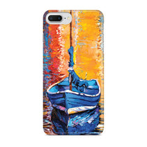 Boat Painting iPhone 8 Plus Case