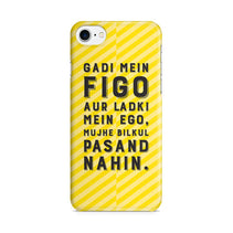 Gadi Mein Figo iPhone 8 Case