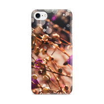 Purple Flower iPhone 8 Case