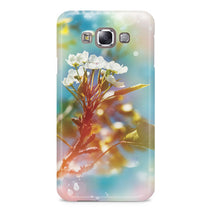 Spring Background Samsung Galaxy E7 Case