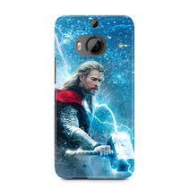 Thor God of Thunder HTC One M9 Plus Case
