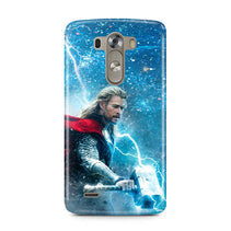 Thor God of Thunder LG G3 Case