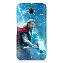 Thor God of Thunder Motorola Nexus 6 Case
