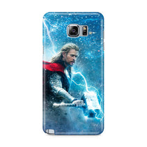 Thor God of Thunder Samsung Galaxy Note 5 Case