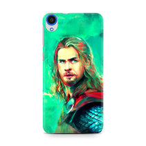 Thor Painting HTC Desire 820 Case