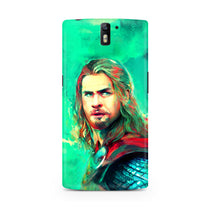 Thor Painting One Plus One Case