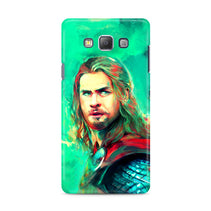 Thor Painting Samsung Galaxy A5 Case