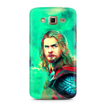 Thor Painting Samsung Galaxy Grand 2 Case