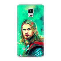 Thor Painting Samsung Galaxy Note 4 Case