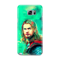 Thor Painting Samsung Galaxy Note 5 Case