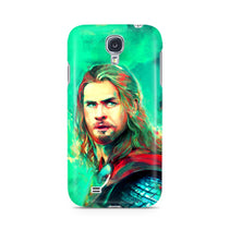 Thor Painting Samsung Galaxy S4 Case
