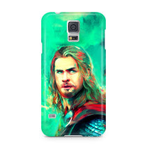 Thor Painting Samsung Galaxy S5 Case