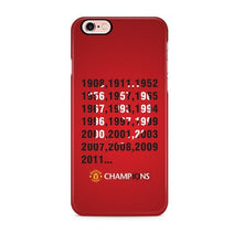 United Champions iPhone 6/6S Case
