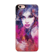 Vibrant Brush Painting iPhone 6/6S Case - For iPhone 6/6S