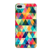 Vibrant Triangle iPhone 8 Plus Case