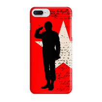 War Soldier iPhone 8 Plus Case
