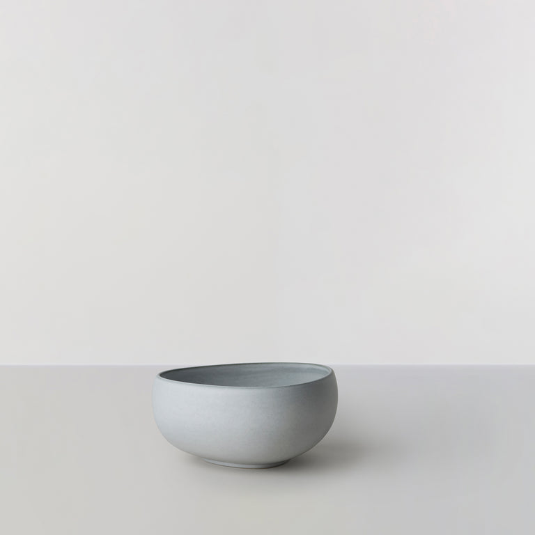 BOWL no. 39 - Ash grey