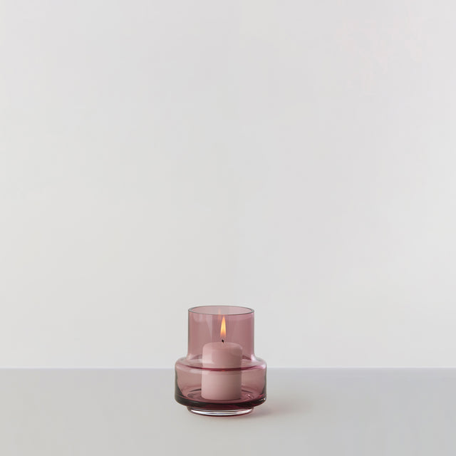 HURRICANE TEALIGHT no. 25 - Heather