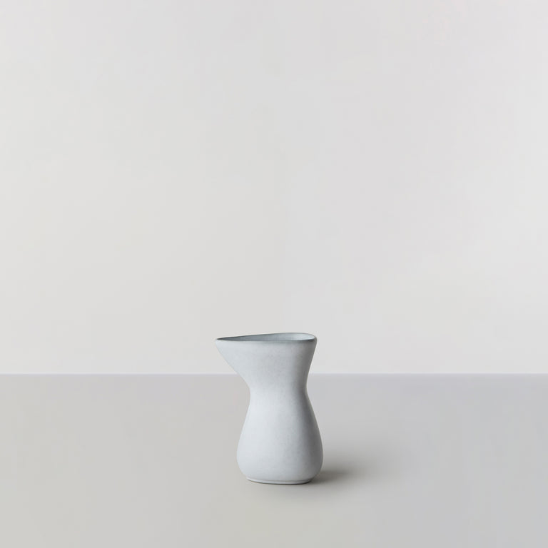 Jug no. 57 small, Ash grey