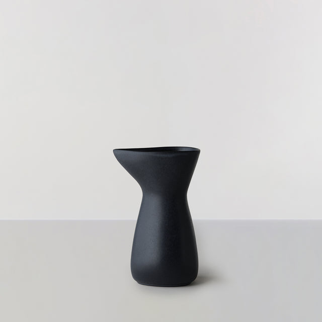 Jug no. 58 large, Lava stone