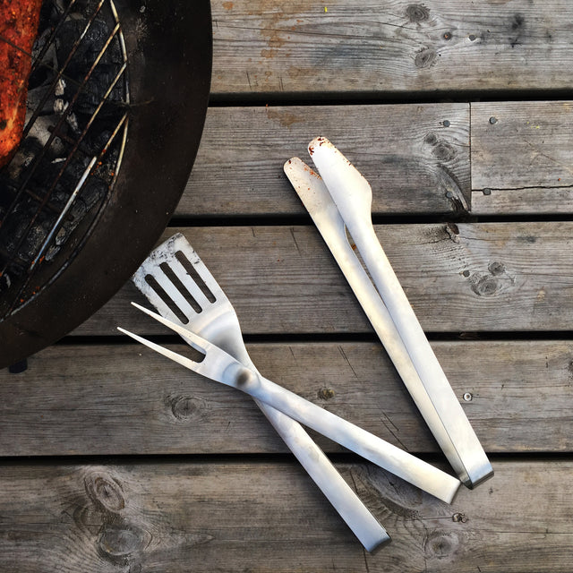 BBQ TOOLS no. 6 - Steel