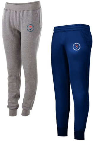 3 Up 3 Down Baseball - Women's Fleece Jogger