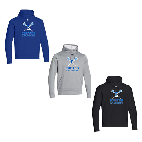 Exeter Lacrosse - Under Armour Hoody