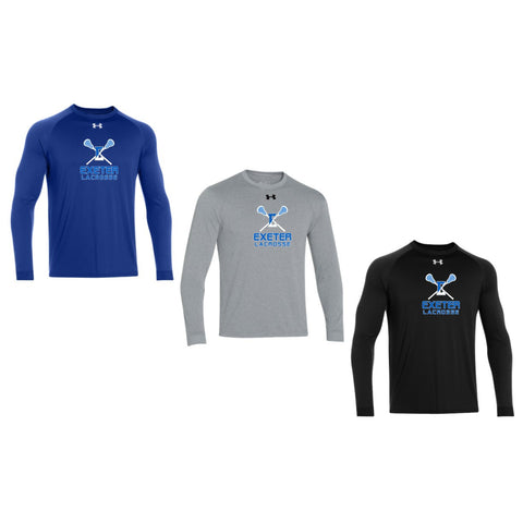 Exeter Lacrosse - Under Armour Longsleeve Locker Tee