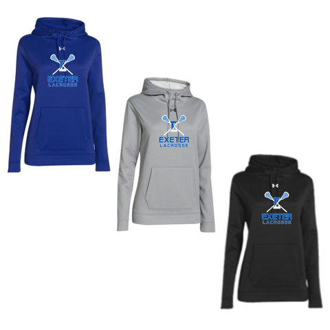 Exeter Lacrosse - Under Armour Women's Hoody