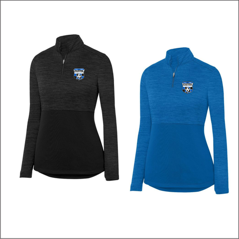 EYSA - Women's Tonal Heathered 1/4 Zip
