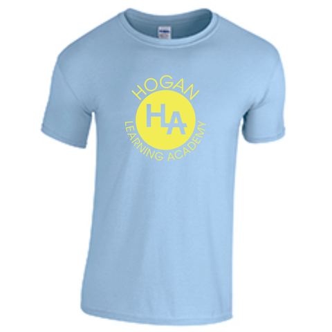 HLA - Youth Dryblend 50/50 T-shirt for Autism Walk
