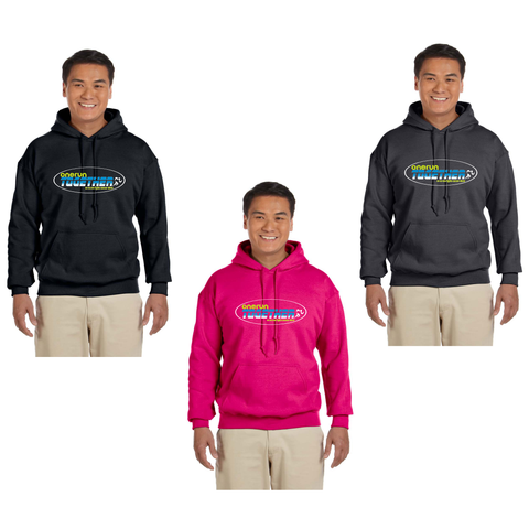One Run Together - Hooded Sweatshirt